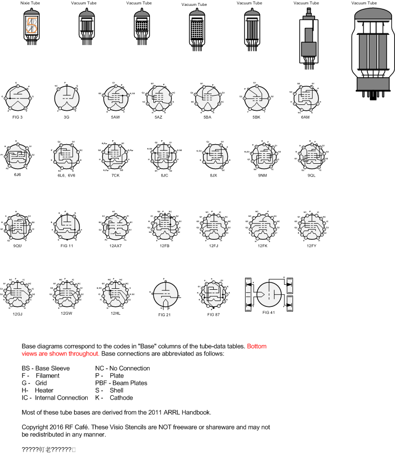 Visio Electrical Shapes Stencils Work Diagram Work Rack Visio Stencil
