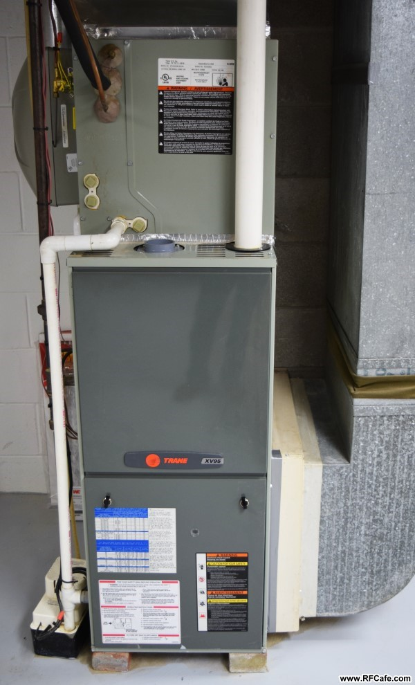 Trane Vx95 Short Cycle Error Fixed By Cleaning Flame