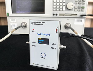 Withwave Intros VNA Automatic Calibration Module - RF Cafe