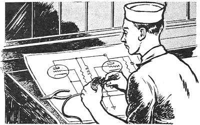 electricity basic navy training courses, navpers 10622, chapter 4chapter 4 electrical circuit diagrams