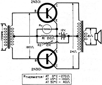 Push-Pull Cl B Transistor Power-Output Circuits, November 1960 ... on block diagram, exploded view diagram, wiring diagram, yed graph diagram, concept diagram, schema diagram, cutaway diagram, problem solving diagram, circuit diagram, flow diagram, carm diagram, critical mass diagram, line diagram, electric current diagram, isometric diagram, system diagram, sequence diagram, network diagram, process diagram,
