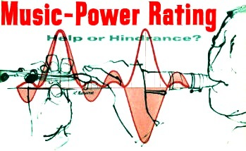 Music Power Rating - Help or Hindrance?, October 1960