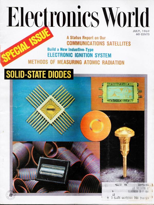 Vintage Electronics World Magazine Articles - RF Cafe