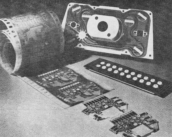 Printed-Circuit Laminates, October 1969 Electronics World - RF Cafe