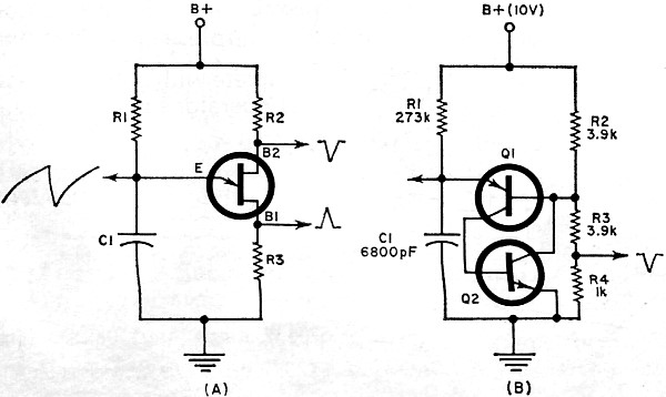 using transistors as negative-resistance devices  june 1969 electronics world