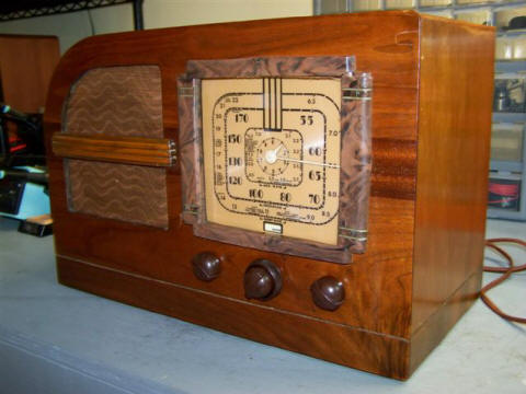 RF  Cafe: Rebuilding an RCA 86T Antique Radio, by Bob Davis