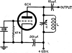 Ceramic filter bfo in addition Transmissor Oc as well Tube Quartz Oscillator Ef80 furthermore Difference Between Analog And Digital Signals furthermore Diy Fm Transmitter Circuits. on audio transmitter