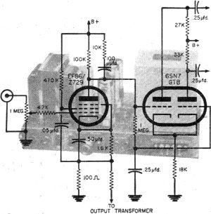 Inside the Power Amplifier Part 1, July 1959 Popular