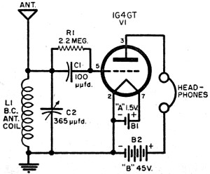 electronics wiring diagrams with Lingo Of The Schematic Aug 1955 Popular Electronics on Simple Motion Sensor Alarm   Light also Lingo Of The Schematic Aug 1955 Popular Electronics likewise Star Delta Motor Connection Diagram together with Index additionally Pnp Sensor Wiring.