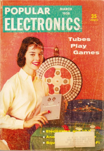 Vip S Are Hams Too March 1958 Popular Electronics Rf Cafe