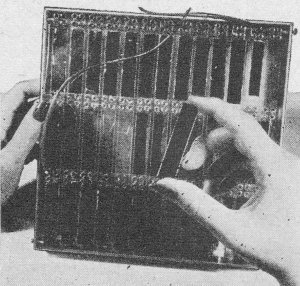 Solar Battery October 1954 Popular Electronics Rf Cafe