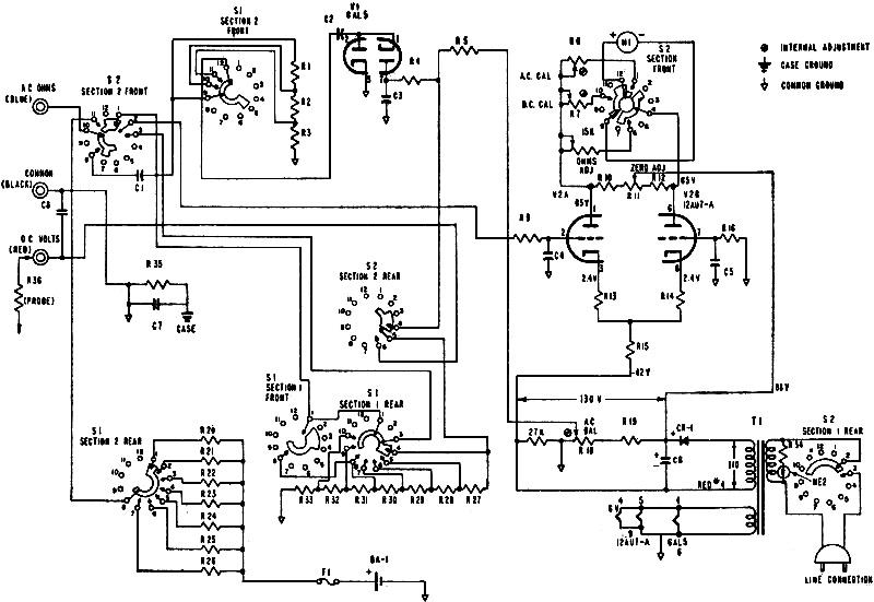 Por Electronics Builds a Vacuum-Tube Voltmeter, May 1959 Por ...