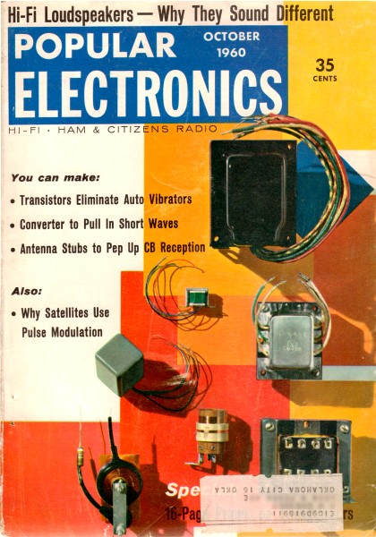 The Transformer, October 1960 Popular Electronics - RF Cafe