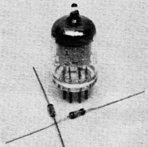 Capacitor or Choke Input? Semiconductor-diode-may-1961-popular-electronics-4