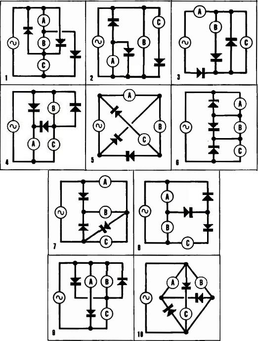Lamp Brightness Quiz January 1969 Popular Electronics