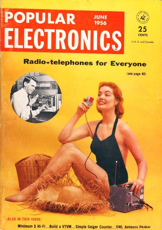 Carl Amp Jerry Geniuses At Work June 1956 Popular