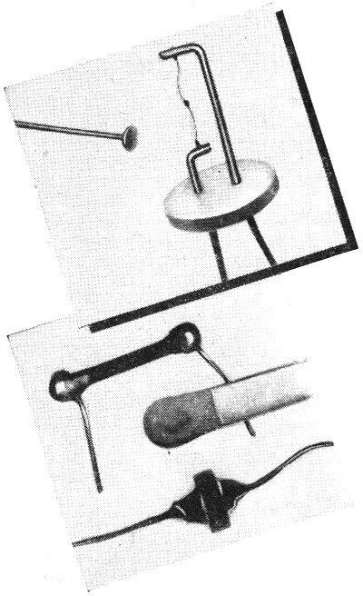 after class  working with thermistors  november 1956 popular electronics