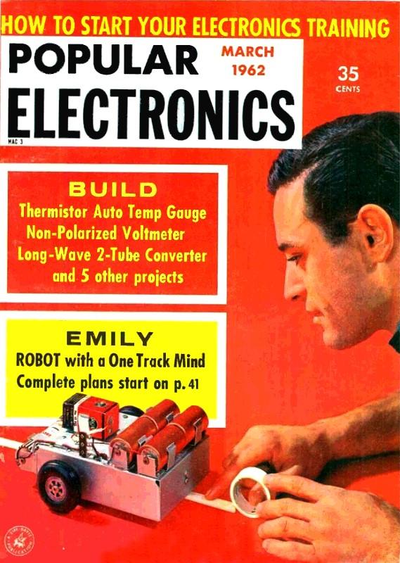 Vintage Popular Electronics Magazine Articles - RF Cafe