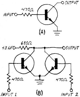 Equivalency In Rtl Circuits February 1971 Popular Electronics
