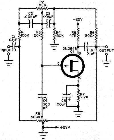 Stupendous Meet Mr Fet The Transistor That Thinks Its A Tube February Wiring Database Mangnorabwedabyuccorg