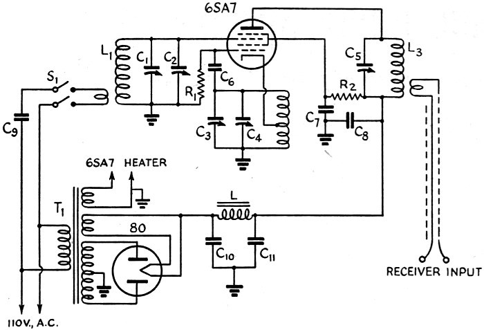 wired wireless  march 1942 qst