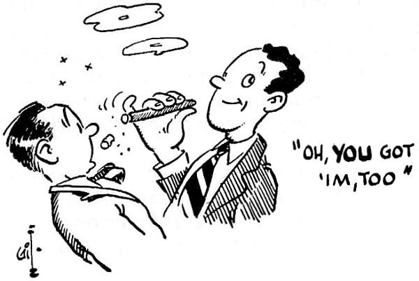 How Christmas Came to S  McSquegg, December 1953 QST - RF Cafe