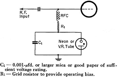 Lets Use Neon Bulbs July 1953 Qst Rf Cafe
