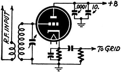 Detector Circuits, September 1945, Radio-Craft - RF Cafe