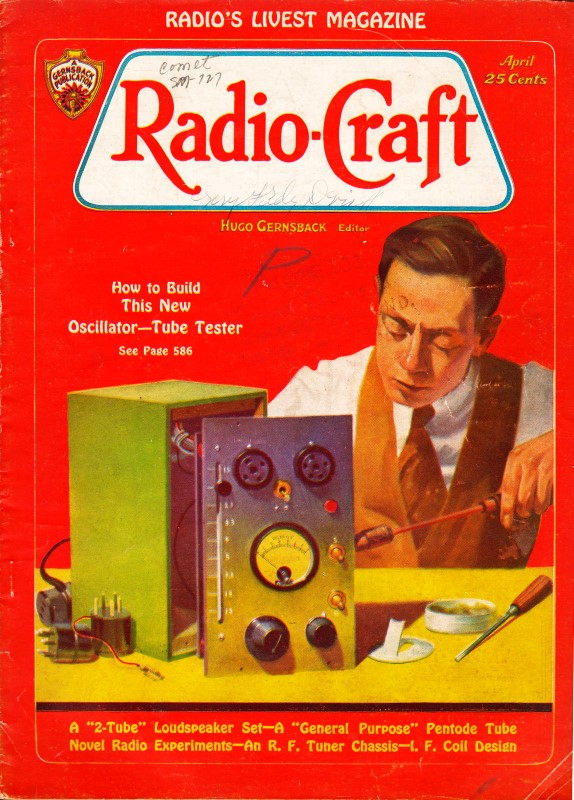 i f coil transformer design april 1932 radio craft rf cafe. Black Bedroom Furniture Sets. Home Design Ideas
