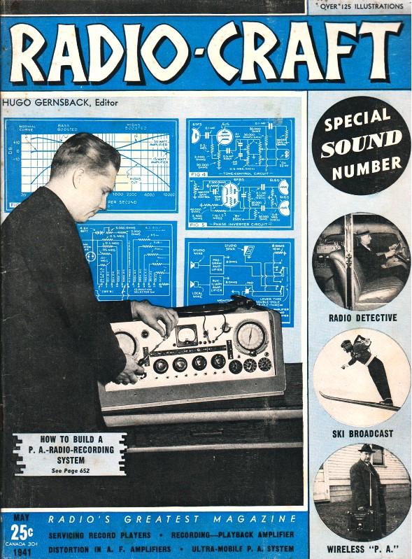 RCA Victor Model VHR-307 Home Recording - Phono-Radio