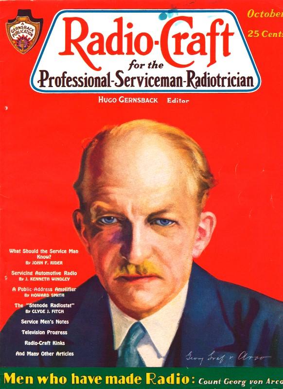 Hotel Directory of the Radio Trade, October 1930 Radio-Craft - RF Cafe