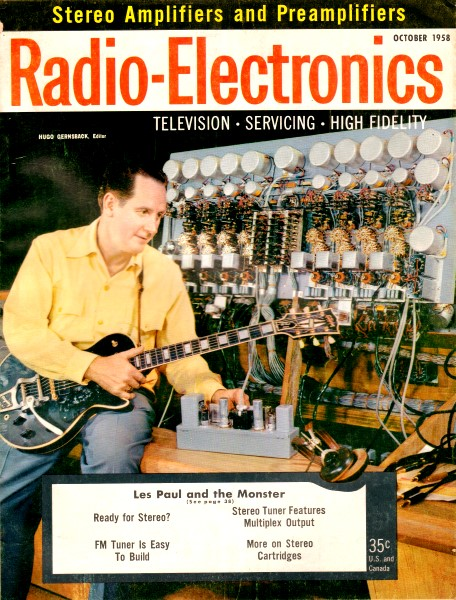 Vintage Radio Electronics Magazine Articles - RF Cafe