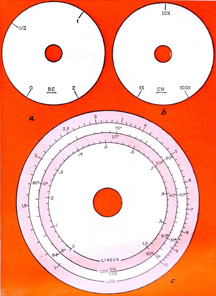 Mr  Math Analog Computer, June 1958 Radio-Electronics - RF Cafe