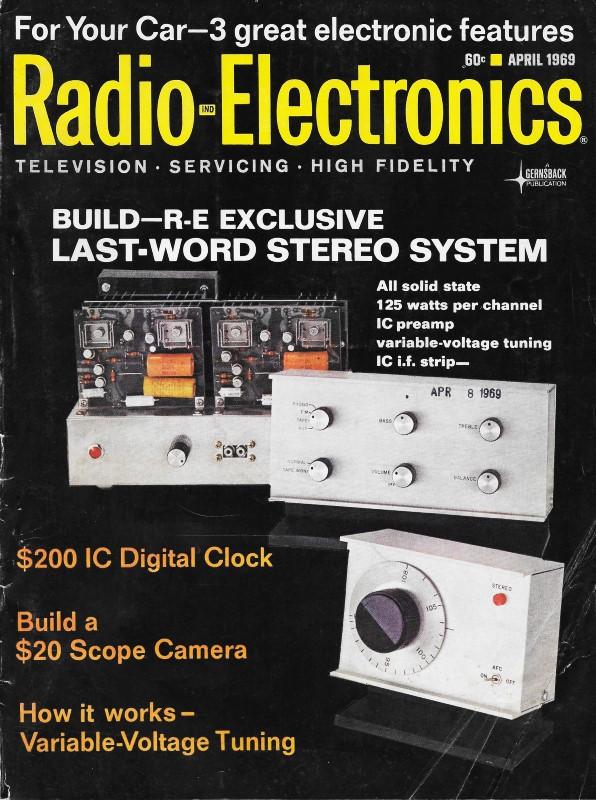 Vintage Radio Electronics Magazine Articles - RF Cafe