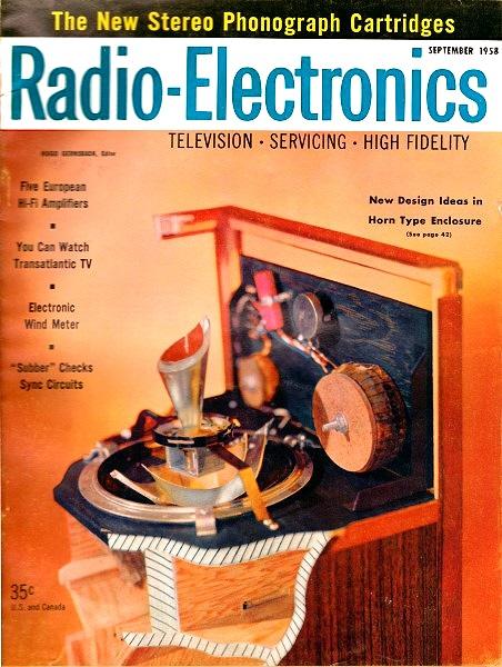 Vintage Radio-Electronics Magazine June 1962