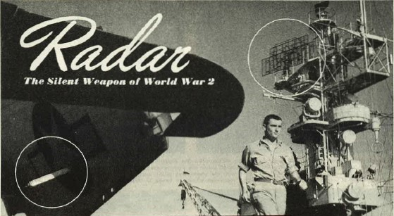 Radar The Silent Weapon Of World War 2 October 1945