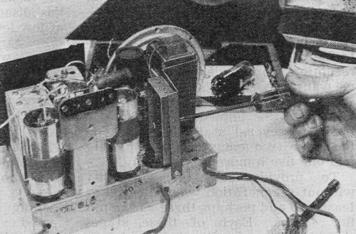 New Selenium Rectifiers For Home Receivers  November 1946
