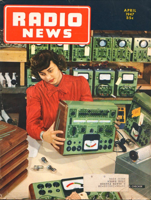 Locating Your New Store April 1947 Radio News Rf Cafe
