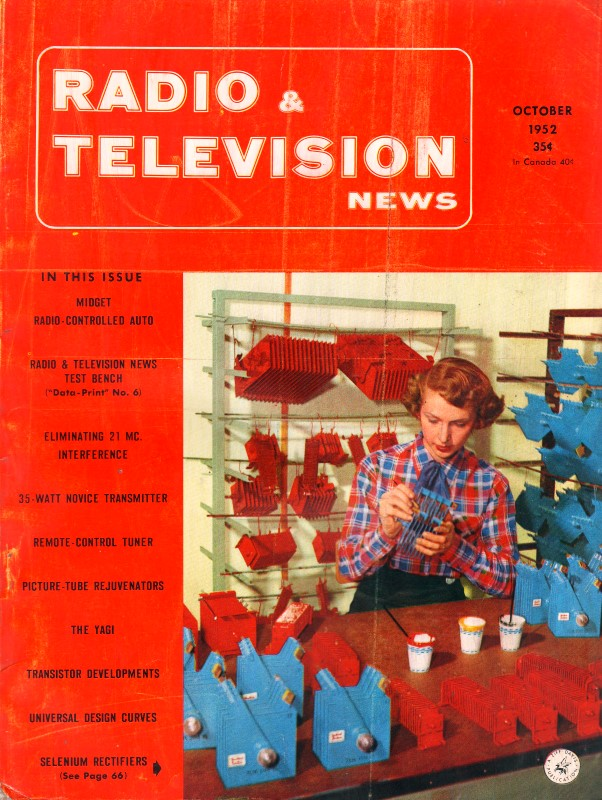 The history and development of radio and television