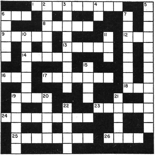 TV Circuits Puzzle, May 1958 Radio News - RF Cafe