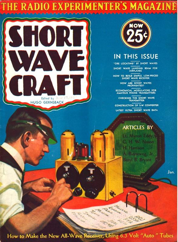 Short Wave Craft Magazine Articles - RF Cafe
