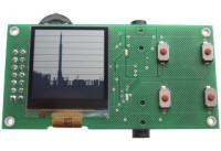 Audio Spectrum Analyzer Uses 256-Point FFT