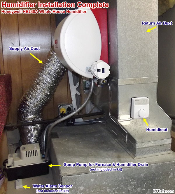 electric forced air furnace diagram with Honeywell Whole House Humidifier Installation on Loeffler Boiler furthermore Honeywell Whole House Humidifier Installation as well High Efficiency Furnaces in addition 31865 Lennox Pulse Furnace Troubleshooting additionally Circuit Board Pcbdm133s Defrost Control Board.
