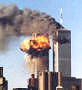 Setpember 11, 2012: WTC Towers in Flames - RF Cafe