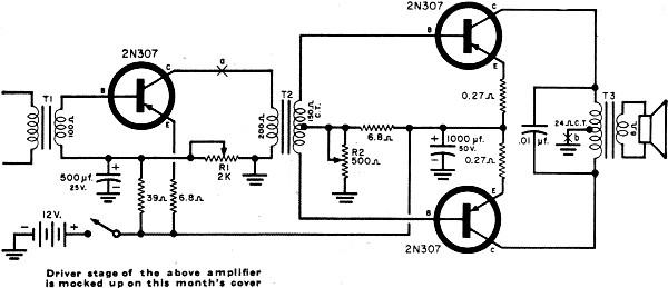 understanding transistor circuits  august 1959 popular