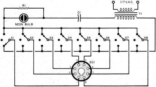 Test Instruments: The Tube Tester, August 1960 Por ... on cable tester schematic, tube power supply schematic, vacuum tube schematic symbol, battery tester schematic, vacuum tube alarm clock, led tester schematic, vacuum amplifier schematic, vacuum tube voltmeter schematic, vacuum tube diagram, capacitor tester schematic, vacuum tube amplifier, vacuum tube pin layout, diode schematic, vacuum generator schematic, vacuum tube preamp schematic, vacuum tube radio schematics, vacuum tube computer schematic, vacuum tube power supply design, vacuum tube tv, vacuum tube testers retail store,