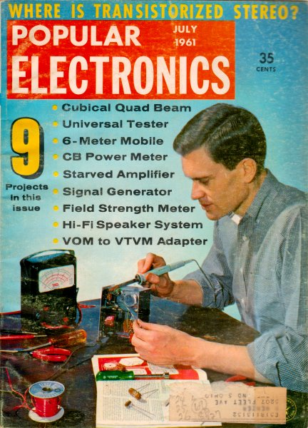 Vintage Popular Electronics Magazine Articles - RF CafeRhere Popular Magazine