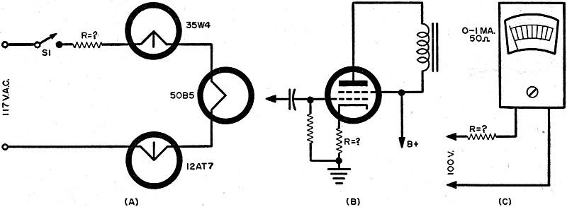 how to use ohm u0026 39 s law  february 1956 popular electronics