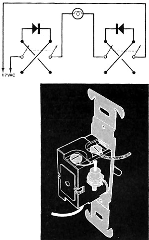 twowire threeway switching circuit july 1966 popular
