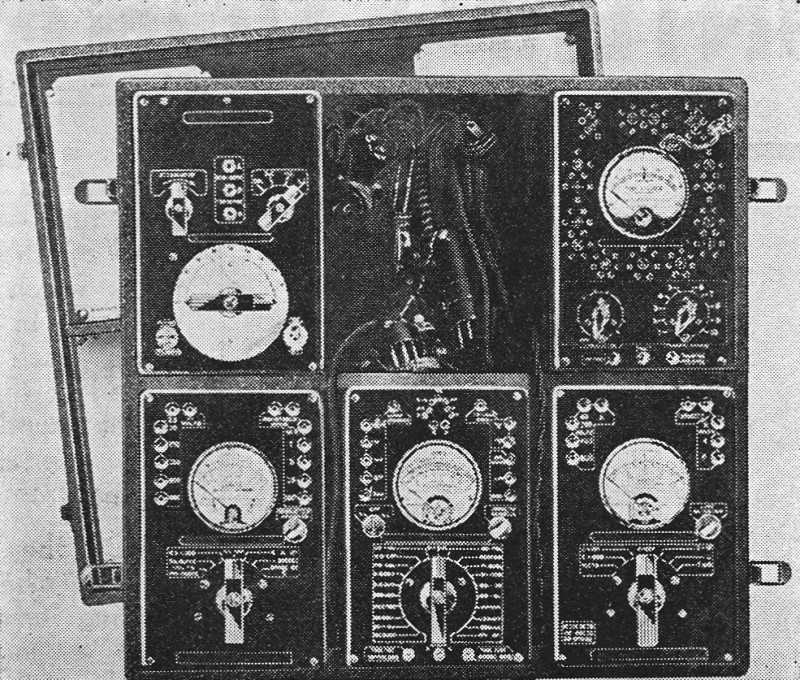All Test Instruments : Beware the service gyp september radio craft rf cafe